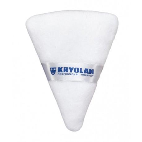 Kryolan - Powder Puff Triangular