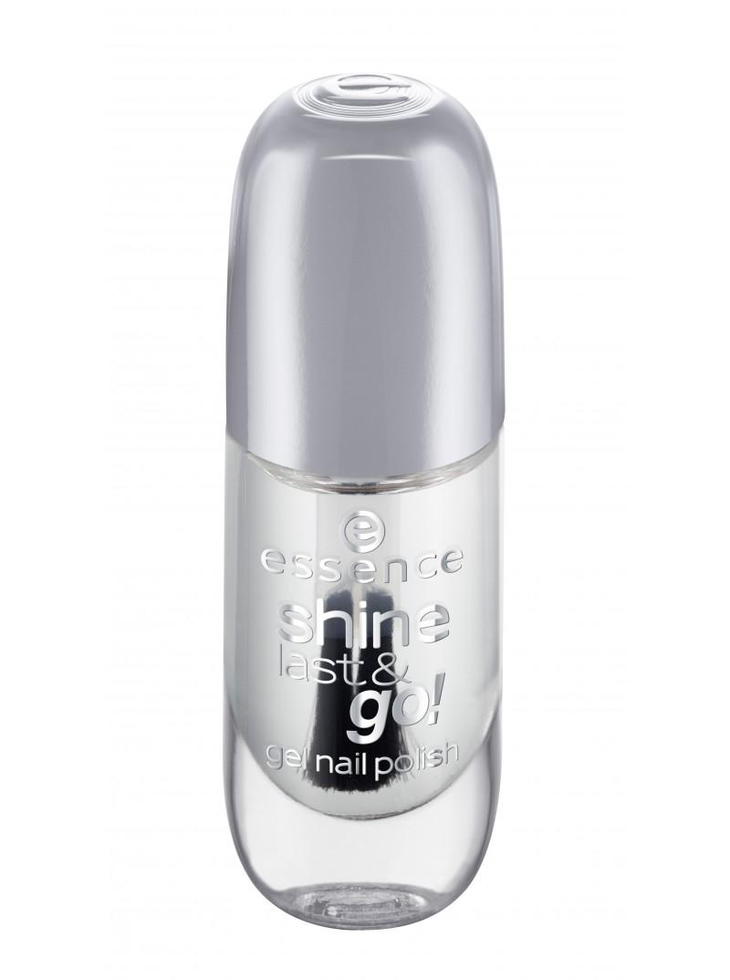 Essence Shine Last & Go! Gel Nail Polish
