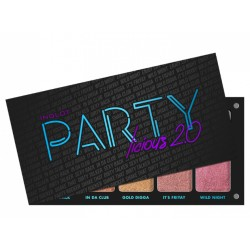 Inglot Freedom System Palette Partylicious 2.0