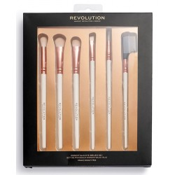 Makeup Revolution - Essentials Eye Brush Set