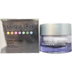 Unique Skin - Anti Aging Night Cream - Botox Effect